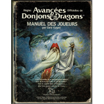 Manuel des Joueurs (jdr AD&D 1ère édition en VF) 008