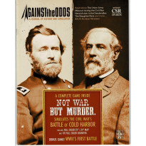 Against the Odds Volume V Nr. 3 - Not War but Murder (A journal of history and simulation en VO)