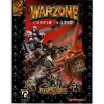 Warzone - L'Aube de la Guerre (jeu de figurines Mutant Chronicles en VF)