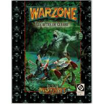 Warzone - Les Bêtes de Guerre  (Jeu de figurines Mutant Chronicles en VF)