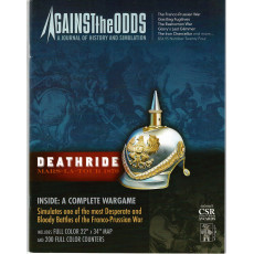 Against the Odds Volume VI Nr. 4 - Deathride Mars-la-Tour 1870 (A journal of history and simulation en VO)