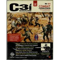C3i Magazine Nr. 21 - Combat Commander (magazine wargames GMT en VO) 001