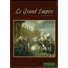 Le Grand Empire (wargame de Pratzen Editions en VF)