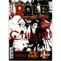 Jeu de Rôle Magazine N° 12 (revue de jeux de rôles)