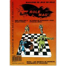 Rôle Mag' N° 2 (magazine de jeux de rôles et de simulation)