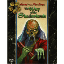The Way of the Shadowlands (jdr Legend of the Five Rings 2e édition en VO)