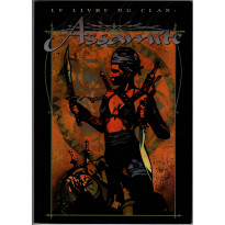 Le Livre du Clan Assamite (jdr Vampire La Mascarade en VF)
