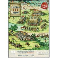 Avec Infini Regret 3 - Les Guerres de Religion 1562-1598 (wargame complet Vae Victis en VF & VO)