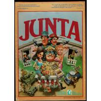 JUNTA - Pouvoir, Intrigue, Argent et Révolution (jeu de stratégie Descartes en VF) 002
