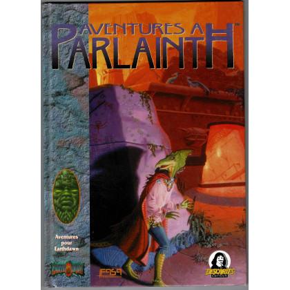 Aventures à Parlainth (jdr Earthdawn de Jeux Descartes en VF) 002