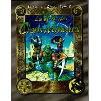 Le Livre des Clans Tome 8 - La Voie des Clans Mineurs (jdr Le Livre des Cinq Anneaux en VF) 001