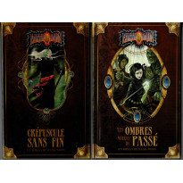 Lot 2 romans Earthdawn (romans jdr EarthDawn en VF)