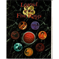 Legend of the Five Rings - Game Master's Pack (jdr 1ère édition en VO) 001