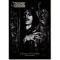 Vampire L'Age des Ténèbres - L'Ecran du Conteur et livret (jdr Hexagonal en VF) 009