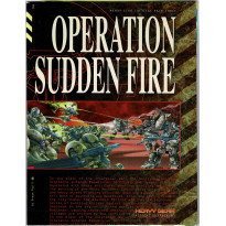 Operation Sudden Fire (jdr & figurines Heavy Gear en VO)