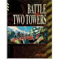 Battle of the Two Towers (jdr & figurines Heavy Gear en VO)