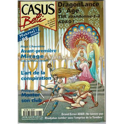 Casus Belli N° 98 (magazine de jeux de rôle) 013