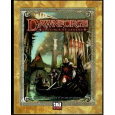 Dawnforge - Crucible of Legend (jdr d20 System en VO)