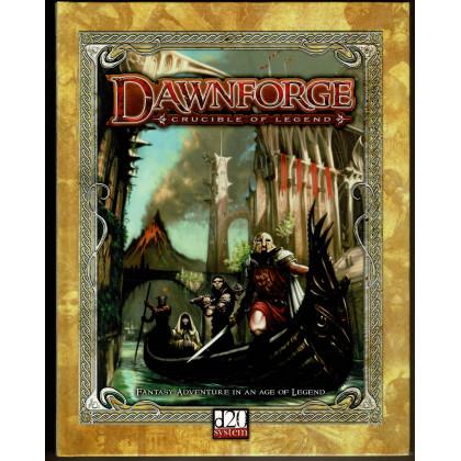 Dawnforge - Crucible of Legend (jdr d20 System en VO) 001