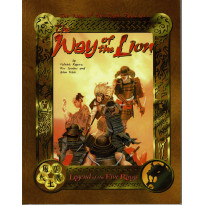 The Way of the Lion (jdr Legend of the Five Rings en VO)