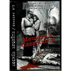 Meurtre à Casablanca (soirée enquête - Dossier n° 3 en VF)