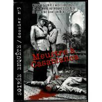 Meurtre à Casablanca (soirée enquête - Dossier n° 3 en VF) 002