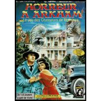 Horreur à Arkham - Le Jeu des Chasseurs de Monstres (jeu de stratégie de Jeux Descartes en VF) 002