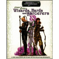 Player's Guide to Wizards, Bards and Sorcerers (jdr Sword & Sorcery en VO) 001