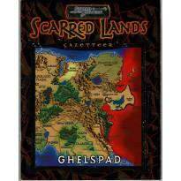 Scarred Lands Gazetteer - Ghelspad (jdr Sword & Sorcery en VO)