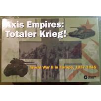 Axis Empires : Totaler Krieg ! (wargame de Decision Games en VO) 002