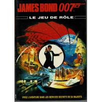 James Bond 007 - Le Jeu de rôle (livre de règles de Jeux Descartes en VF)