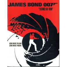James Bond 007 - Licence de tuer (livre de cinéma en VF)