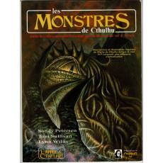 Les Monstres de Cthulhu (jdr L'Appel de Cthulhu en VF)
