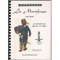 Les Maréchaux (livret règles jeu de figurines napoléonien en VF)