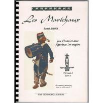 Les Maréchaux (livret règles jeu de figurines napoléonien en VF) 001