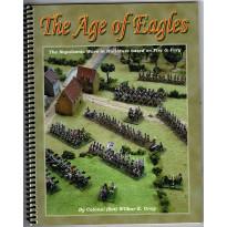 The Age of Eagles (livret règles jeu de figurines napoléonien en VO)
