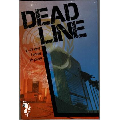 Deadline - Livre de base (jdr éditions John Doe en VF) 004