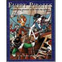 Furry Pirates (livre de base jdr d'Atlas Games en VO)