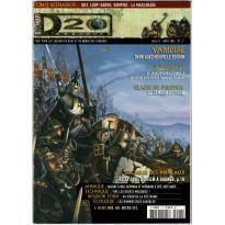 D20 Magazine N° 7 (magazine de jeux de rôles) 004