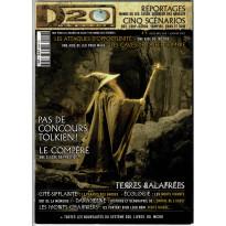 D20 Magazine N° 4 (magazine de jeux de rôles) 005