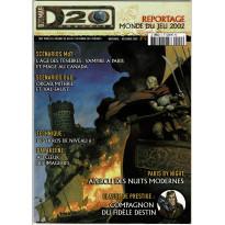D20 Magazine N° 9 (magazine de jeux de rôles)