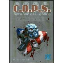 C.O.P.S. - Pilote - Juin 2030 (Livre de base jdr 1ère édition en VF) 008