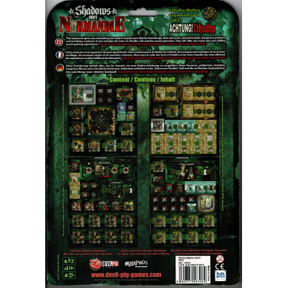 Shadows over Normandie - Mythos Expansion Pack Call 1 (jeu de stratégie de Devil Pig Games en VF/VO) 001
