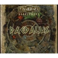 Tannhäuser - Daedalus (jeu de stratégie d'Asmodée Editions en VF) 001