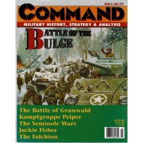 Command Magazine N° 41 - Battle of the Bulge (magazine de wargames en VO)