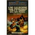 Les Masques de la Nuit (roman Les Royaumes Oubliés en VF) 002
