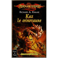 Kaz le Minotaure (roman LanceDragon en VF)