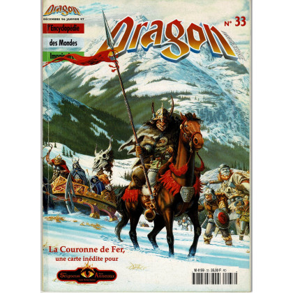Dragon Magazine N° 33 (L'Encyclopédie des Mondes Imaginaires) 005