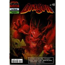 Dragon Magazine N° 42 (L'Encyclopédie des Mondes Imaginaires)