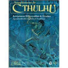 Supplément de Cthulhu (jdr L'Appel de Cthulhu de Jeux Descartes en VF)